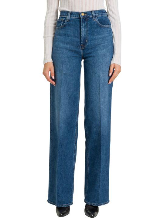 J Brand Elsa Monday Wide Leg Jeans