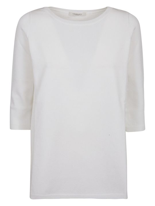 Charlott Charlott Oversized T-shirt