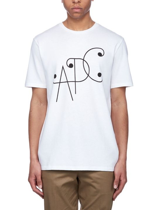 A.P.C. Printed T-shirt