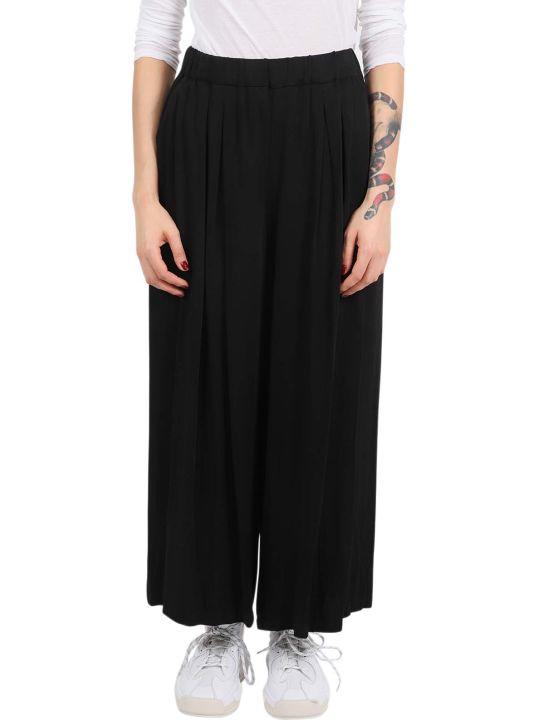 Zucca Black Trousers
