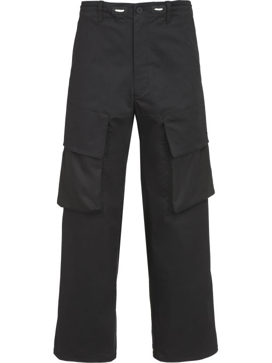 Y-3 Cotton Cargo-trousers