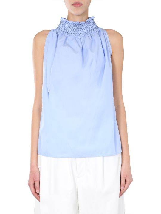Jejia High Neck Top