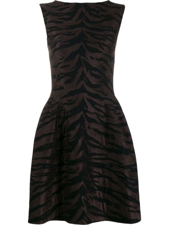 Alaia Dress Zebre