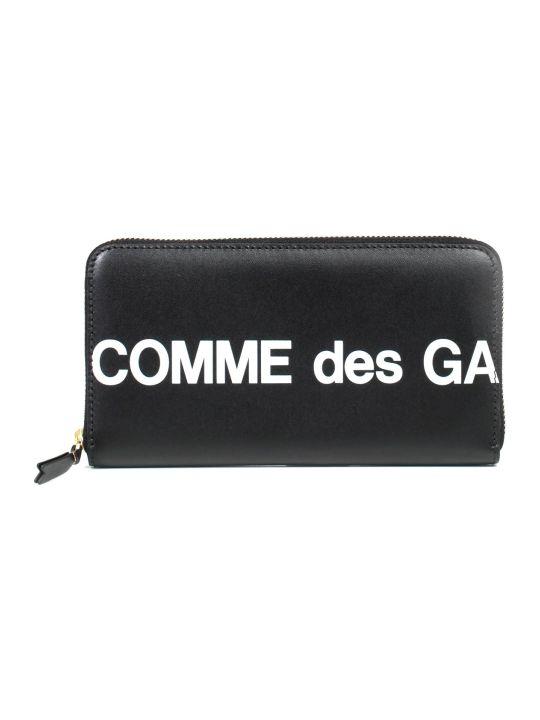 Comme des Garçons Wallet Wallet Huge Logo