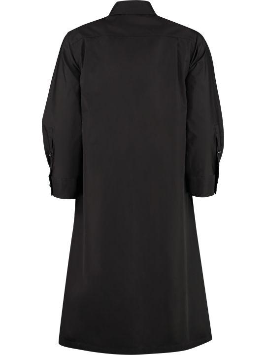 Max Mara Ruffled Mini Dress