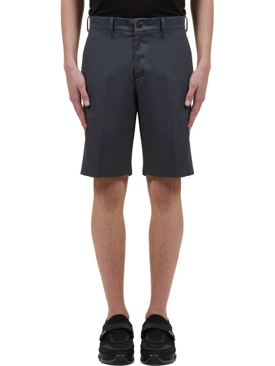 Prada Linea Rossa Classic Chino Shorts