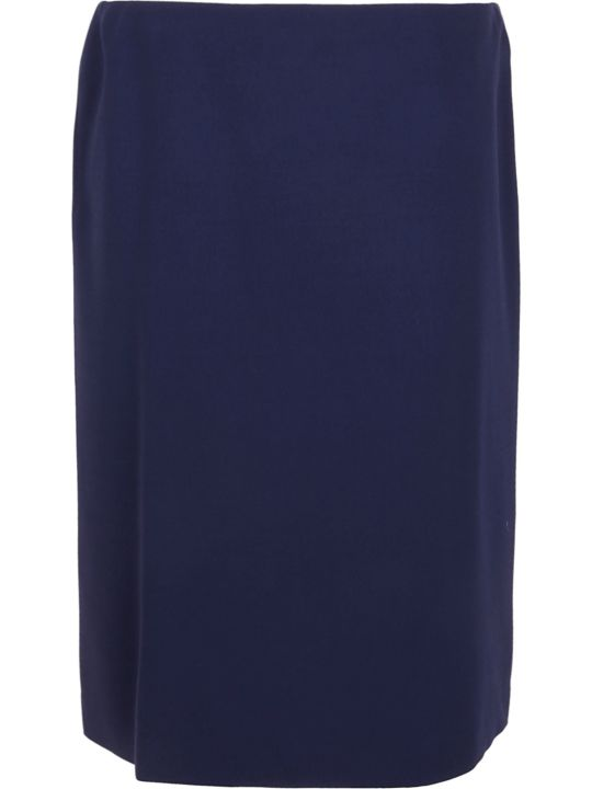 Ralph Lauren Black Label Cindy-straight Skirt