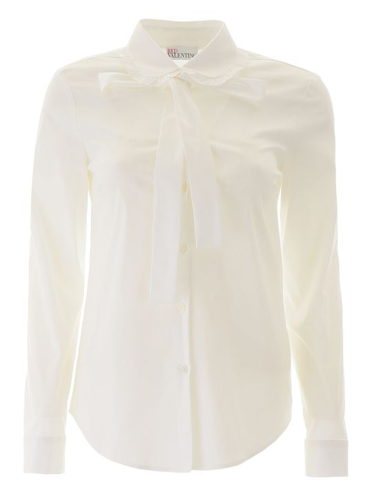 RED Valentino Shirt With Bow