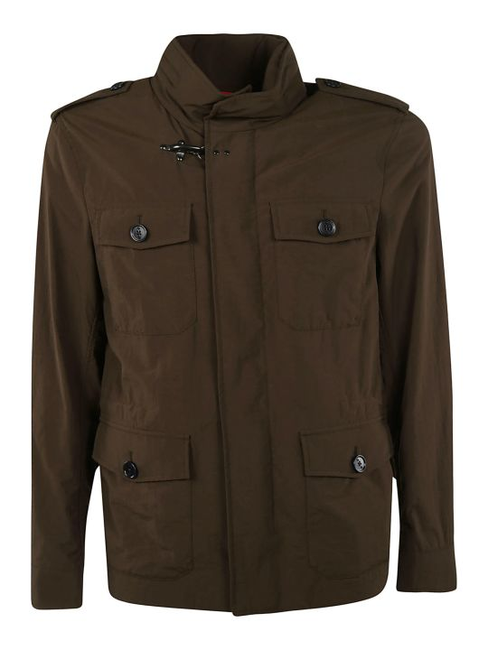 Fay Concealed Jacket