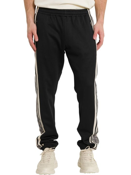 Gucci Oversized Jersey Jogging Trousers