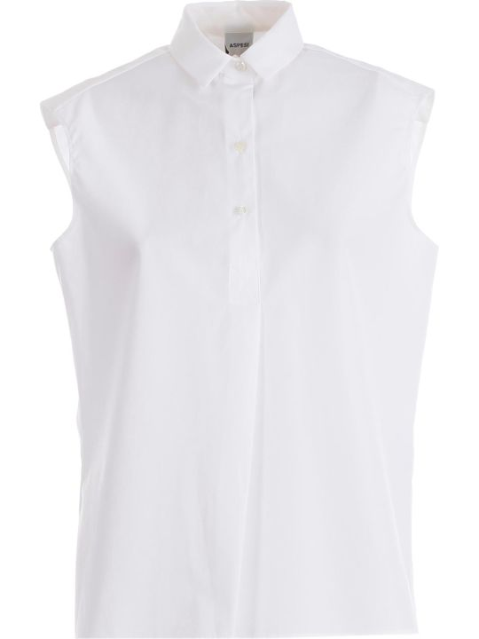 Aspesi Sleeveless Shirt