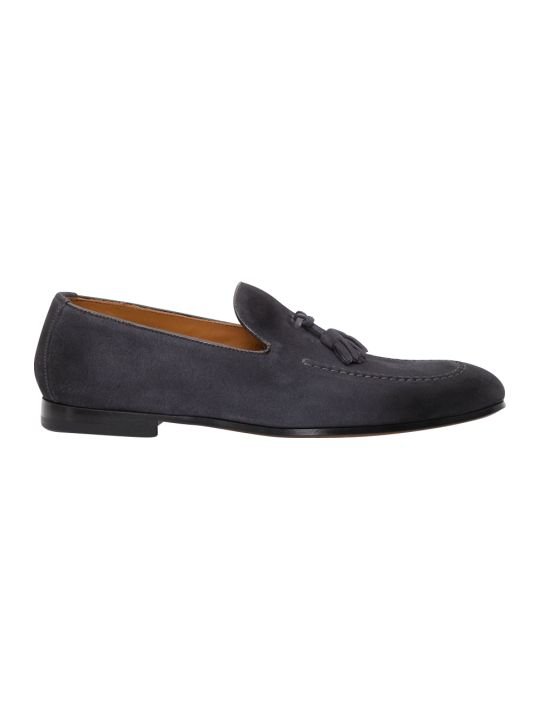 Doucal's Tassel Detail Loafer