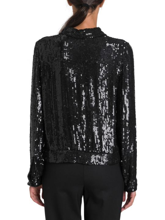 Parosh Goody Sequined Shirt