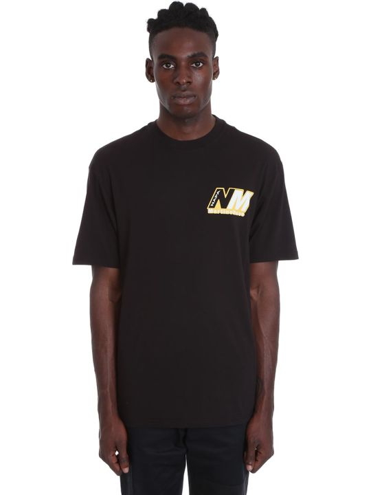Napa By Martine Rose S-ocelot T-shirt In White Cotton