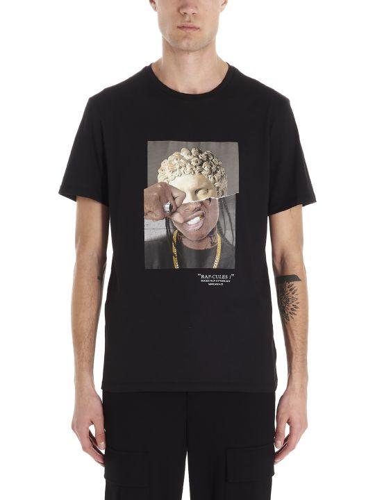 Neil Barrett 'rap-cules' T-shirt