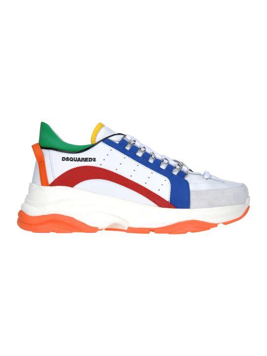 Dsquared2 D Squared Bumpy New Sneaker