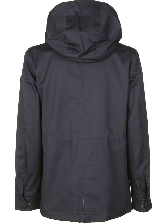 Woolrich Hooded Zipped Parka