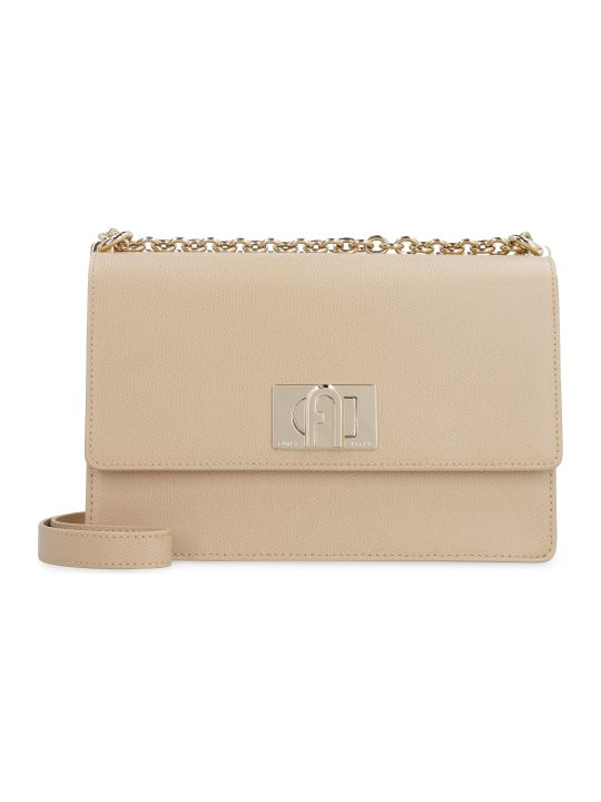 Furla Furla 1927 Leather Crossbody Bag
