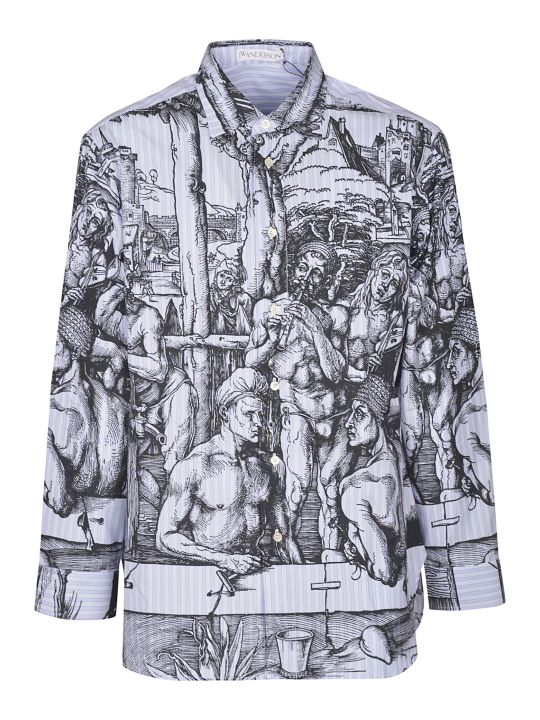 J.W. Anderson Jw Anderson Printed Shirt