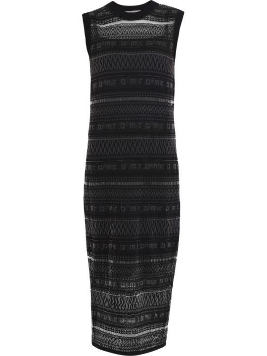 McQ Alexander McQueen Viscose Blend Skirt