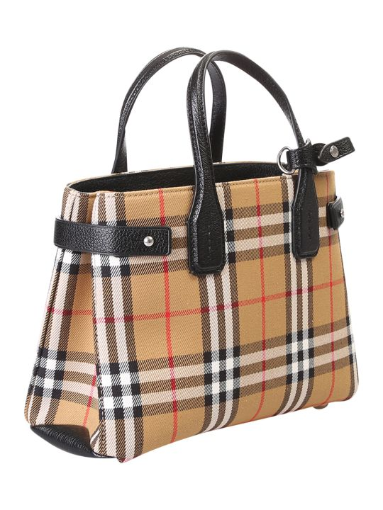 Burberry Small Banner Bag