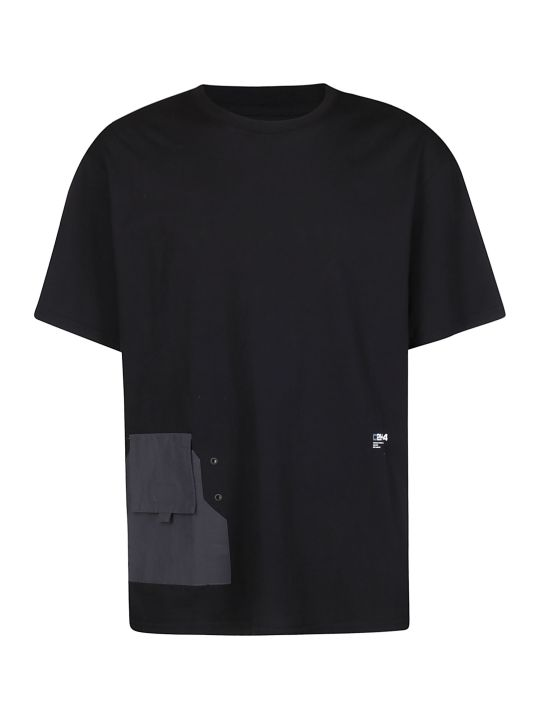 C2h4 Jersey Pocketed T-shirt
