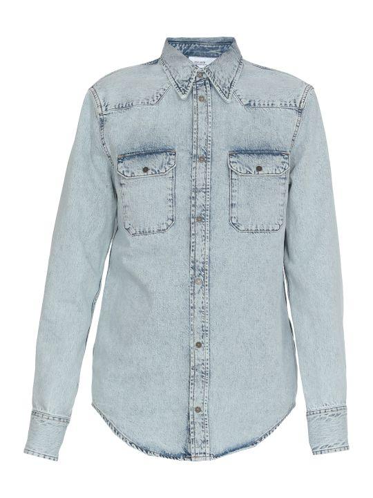Calvin Klein Western Shirt