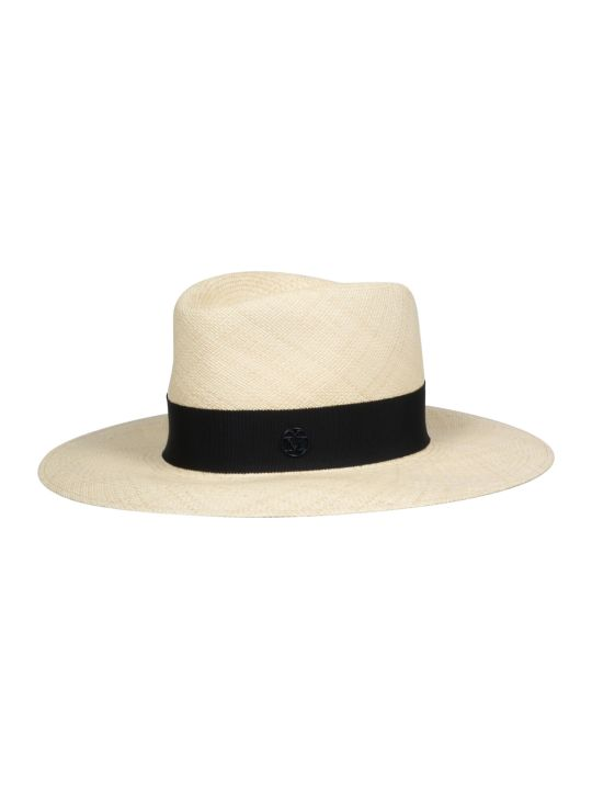 Maison Michel Charles Timeless Hat