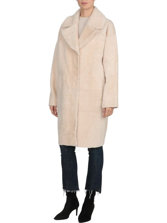 DROMe Reversible Leather Coat