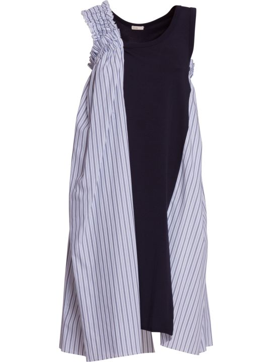 Stefano Mortari Lim S. Mortari Stripes Dress