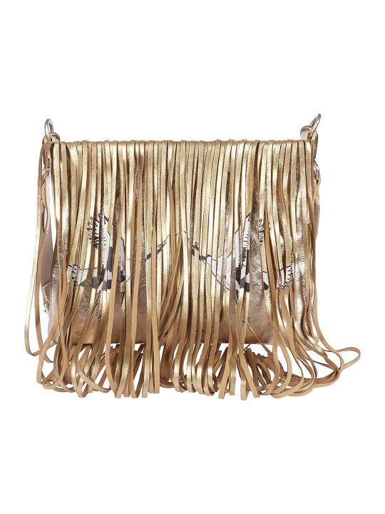 Golden Goose Fringed Shoulder Bag
