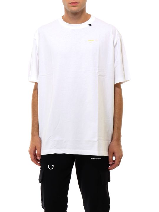 Off-White Acrylic Arrows T-shirts