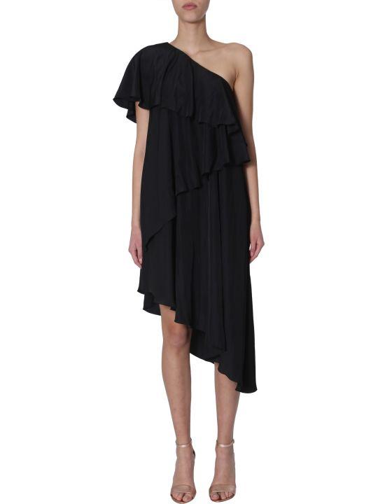 Lanvin Asymmetrical Dress