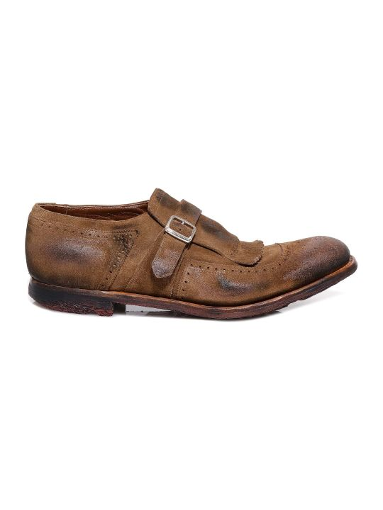 Church's Shanghai Monkstrap