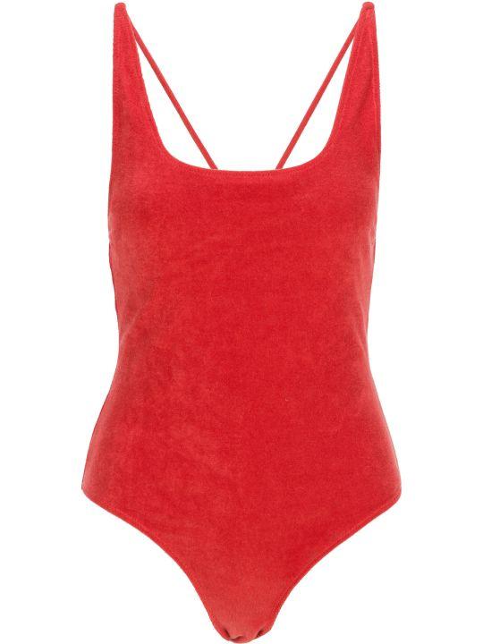 Ganni Fern Swimwear