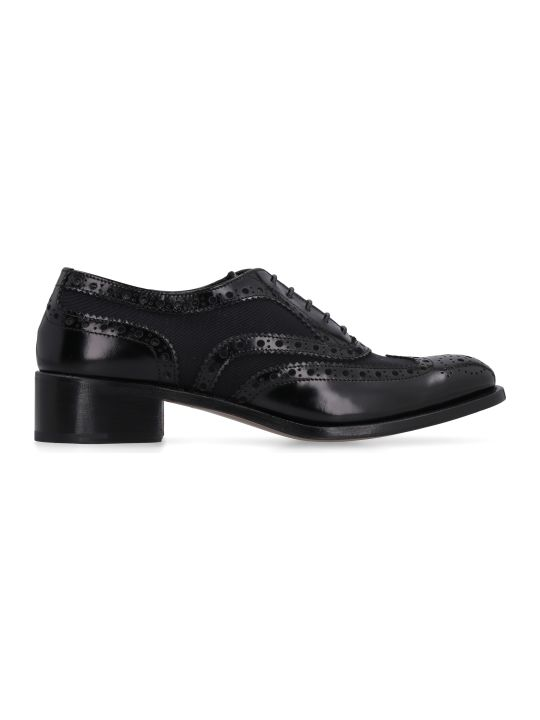 Church's Burwood Heeled Brogue-shoes