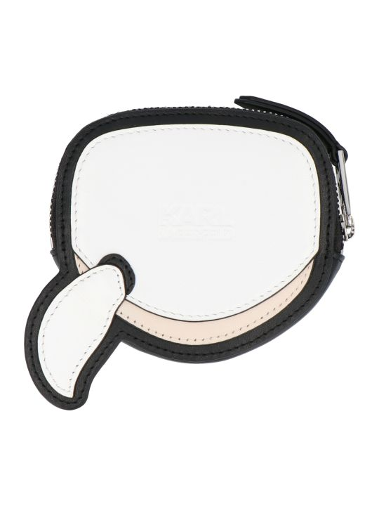 Karl Lagerfeld 'ikonik' Coin Purse