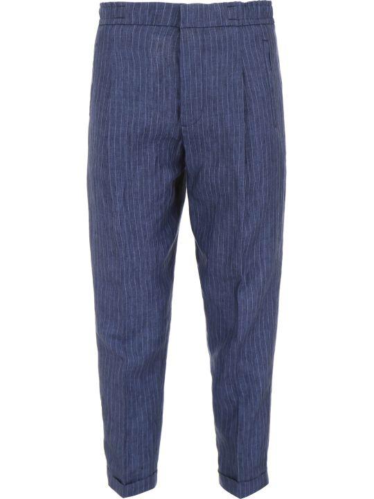 CC Collection Corneliani Baggy Trousers