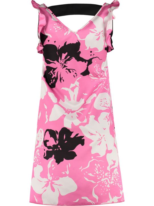 N.21 Dress With Floral Print