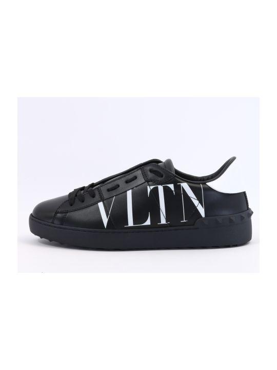Valentino Garavani Sneaker Open Vltn Black