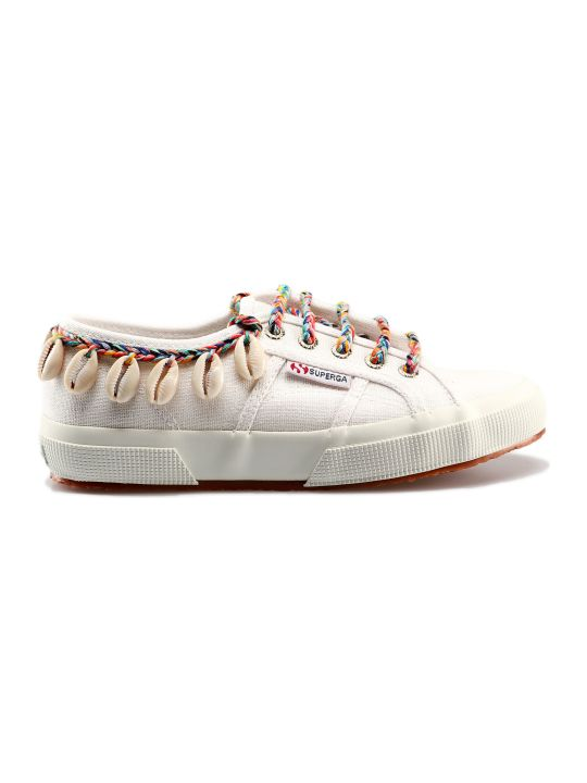 Alanui Cowrie-shell Sneakers
