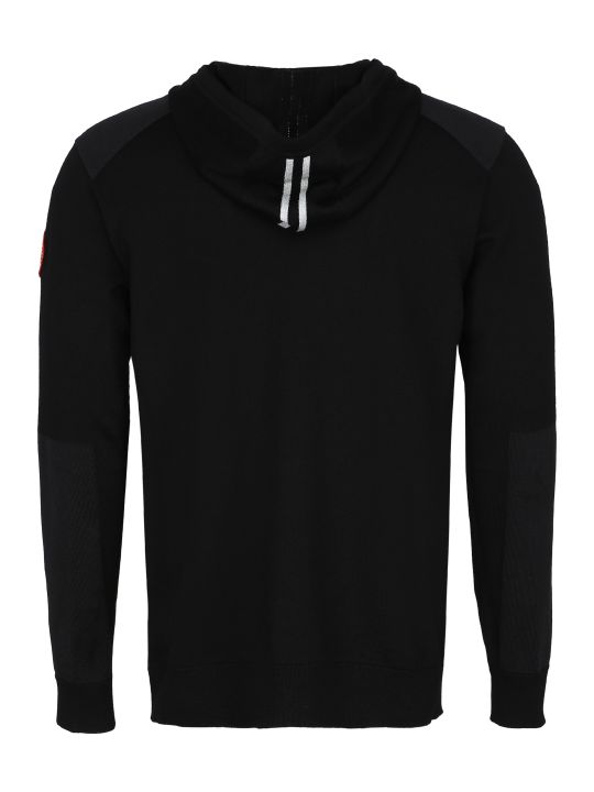 Canada Goose Amherst Hooded Wool Sweater