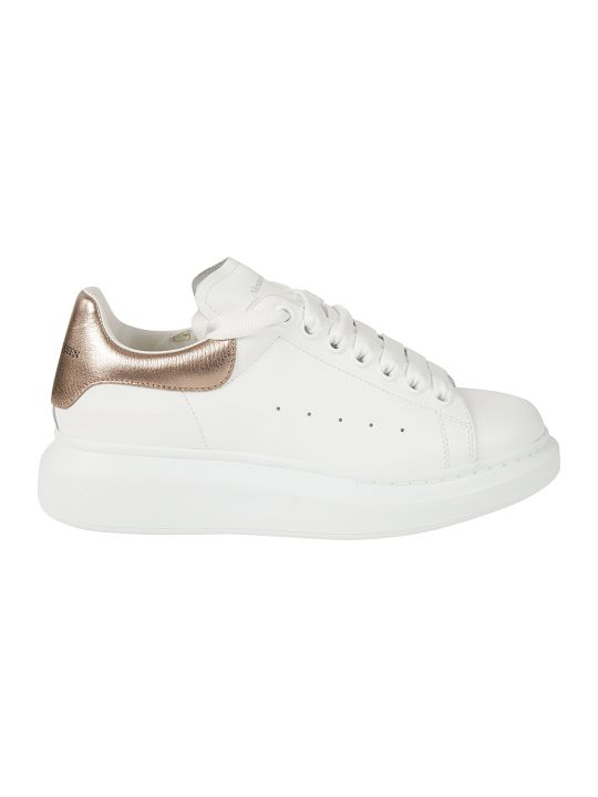 Alexander McQueen Perforated Detailed Sneakers