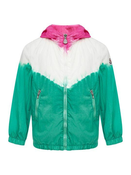 Moncler Enfant Olive Jacket