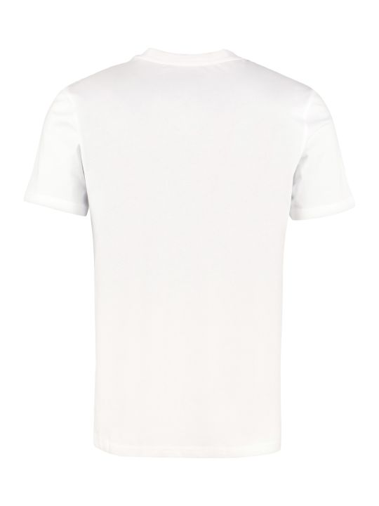 Moschino Crew-neck Cotton T-shirt