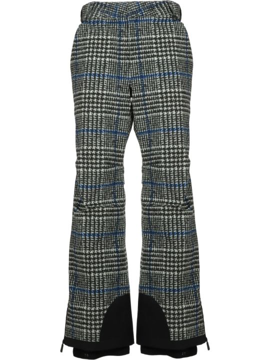Moncler Grenoble Checked Trousers