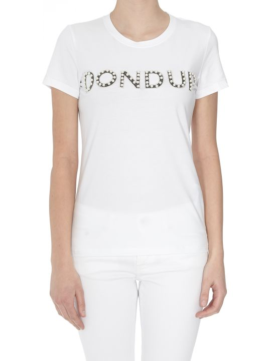 Dondup Pearl Embroidery T-shirt