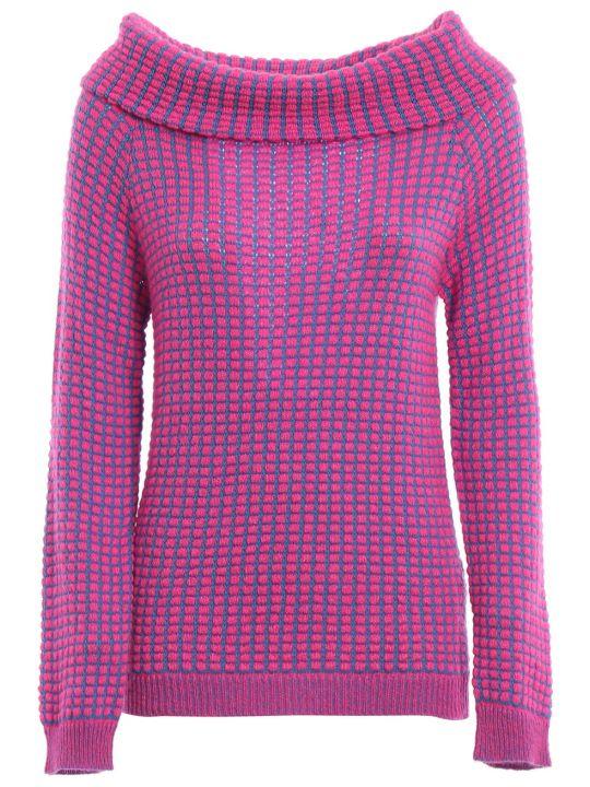 Blumarine L/s Schiffer Sweater