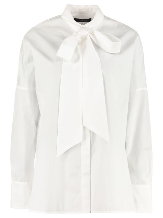 Weekend Max Mara Marus Cotton Poplin Shirt