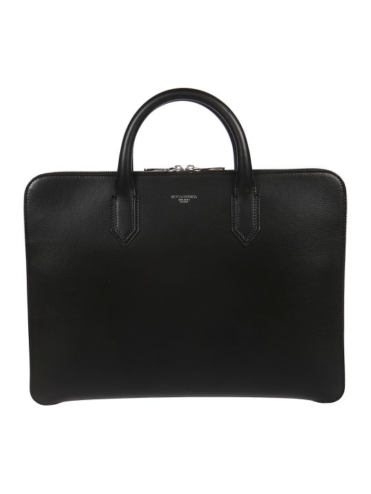 Dolce & Gabbana Logo Briefcase